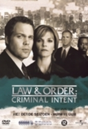 Law & order C.I. - Seizoen 3, (DVD) PAL/REGION 2 TV SERIES, DVD