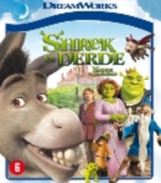 Shrek The Third (Blu-ray)