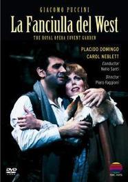 The Royal Opera Hous - La Fanciulla Del Wes