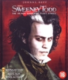 Sweeney Todd: Demon Barber Of Fleet Street (Blu-ray)