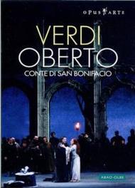 OBERTO, VERDI, GIUSEPPE, ABEL, Y. NTSC/ALL REGIONS // W/CHORUS OF OPERA DE BILBAO DVD, G. VERDI, DVDNL