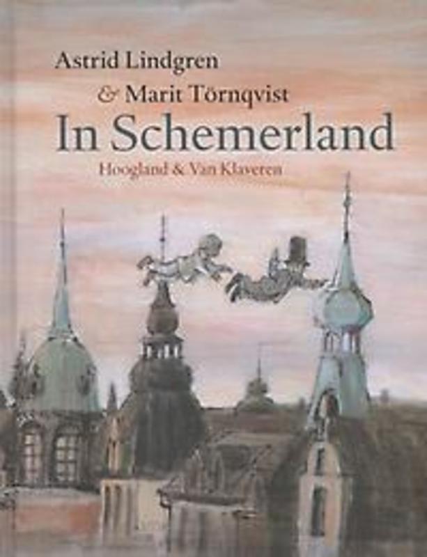 In schemerland Lindgren, Astrid, Hardcover