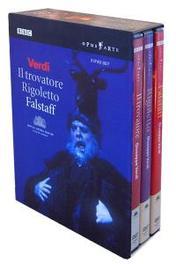Falstaff/Il Trovatore/Rigoletto
