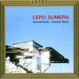 CHAMBER MUSIC Audio CD, LEPO SUMERA, CD