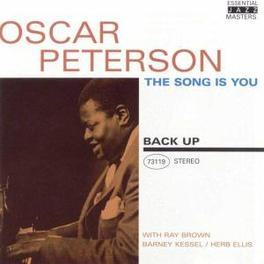 SONG IS YOU Audio CD, OSCAR PETERSON, CD