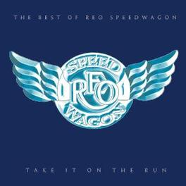 TAKE IT ON THE RUN BEST OF Audio CD, REO SPEEDWAGON, CD