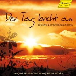 DER TAG BRICHT AN ...KNABEN Audio CD, STUTTGARTER HYMNUS-CHORKNABEN, CD