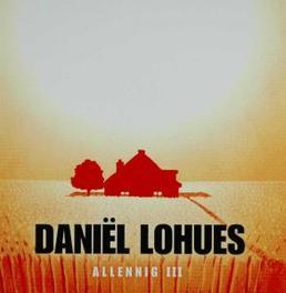 ALLENNIG III Audio CD, DANIEL LOHUES, CD
