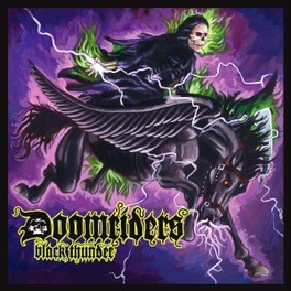 BLACK THUNDER DOOMRIDERS, Vinyl LP