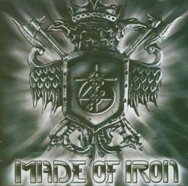 MADE OF IRON Audio CD, MADE OF IRON, CD