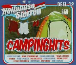 HOLLANDSE STERREN.. .. CAMPING HITS Audio CD, V/A, CD