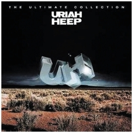 ULTIMATE COLLECTION ..EASY LIVIN' Audio CD, URIAH HEEP, CD