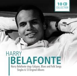 SINGS CALYPSO, BLUES &.. .. FOLK Harry Belafonte, CD