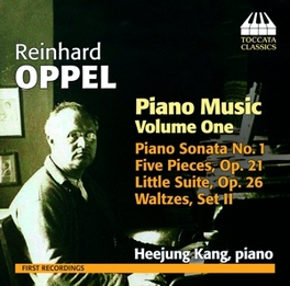 MUSIQUE POUR PIANO V.1 HEEJUNG KANG, CD