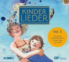 CHILDREN'S SONGS VOL.3 PREGARDIEN/BANSE/MAMMEL... Exklusive Kinderlieder-Sammlung, V/A, CD