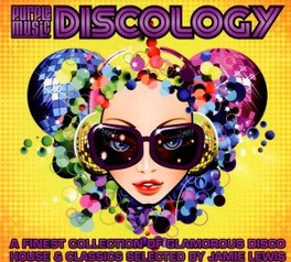 DISCOLOGY PURPLE MUSIC PRESENTS../BY JAMIE LEWIS V/A, CD