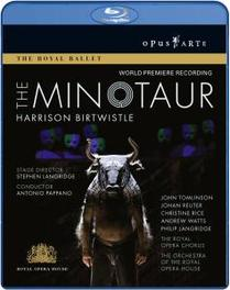 Tomlinson/Reuter/Rice/Langdridge/Ro - The Minotaur