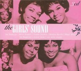 GIRLS SOUND WBOBBETTES/SHIRELLES/CRYSTALLS/CHIFFONS/LESLEY GORE Audio CD, V/A, CD