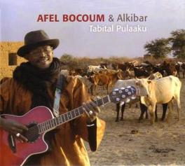 TABITAL PULAAKU Audio CD, BOCOUM, AFEL & ALKIBAR, CD