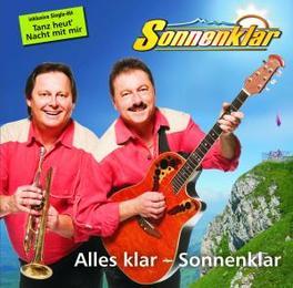 ALLES KLAR -SONNENKLAR Audio CD, SONNENKLAR, CD