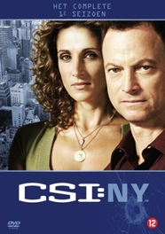 CSI: New York - Seizoen 1 (6DVD)