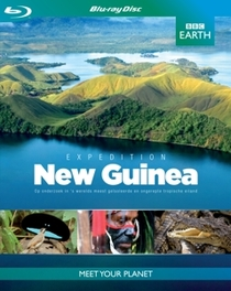 New Guinea (Blu-ray)