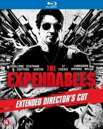 The Expendables (directors cut) (blu-ray)