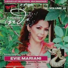 HEIMWEE NAAR INDIE VOL.10 *LIEDJES UIT DE GORDEL VAN SMARAGD* Audio CD, EVIE MARIANI, CD