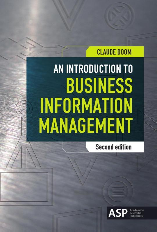 An introduction to business information management Doom, Claude, Paperback