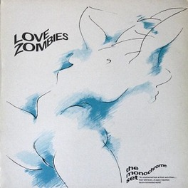 LOVE ZOMBIES -HQ- MONOCHROME SET, Vinyl LP