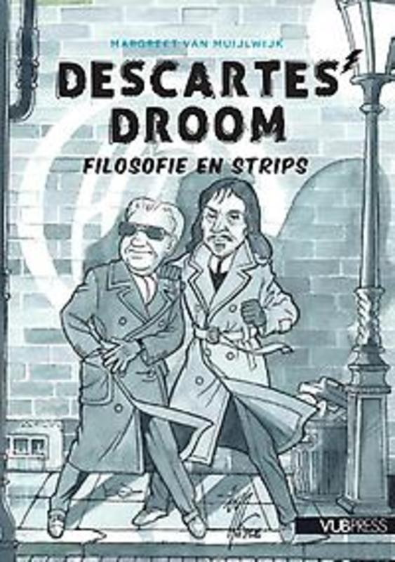Descartes' droom filosofie en strips, Van Muijlwijk, Margreet, Paperback