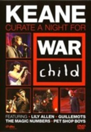 Keane Curate A Night For Warchild