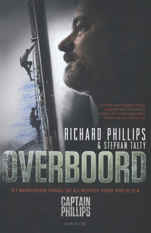 Overboord Phillips, Richard, Paperback