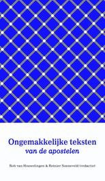 Ongemakkelijke teksten van de apostelen SONNEVELD, REINIER, Paperback