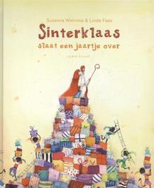 Sinterklaas slaat een jaartje over Wiersma, Susanna, Hardcover