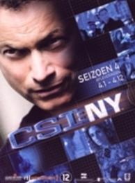 CSI: New York - Seizoen 4 (Deel 1)