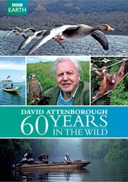 David Attenborough: 60 Years In The Wild (DVD)