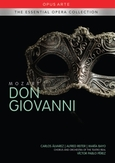 DON GIOVANNI ROYAL OPERA HOUSE COVENT GARDEN//NTSC/ALL REGIONS
