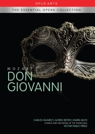DON GIOVANNI ROYAL OPERA HOUSE COVENT GARDEN//NTSC/ALL REGIONS W.A. MOZART, DVDNL