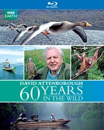 David Attenborough: 60 Years In The Wild (Blu-ray)