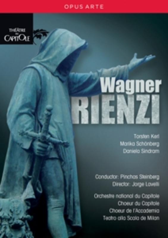 RIENZI NTSC/ALL REGIONS // TORSTEN KERL R. WAGNER, DVD