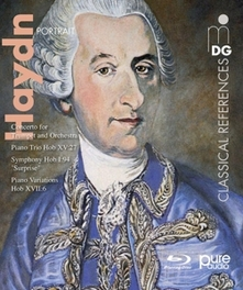 HAYDN PORTRET:SURPRISE SY HAYDN PHILHARMONIE/ADAM FISCHER J. HAYDN, Blu-Ray