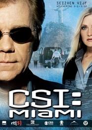 CSI: Miami - Seizoen 5 (6DVD)