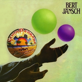 SANTA BARBARA HONEYMOON Audio CD, BERT JANSCH, CD