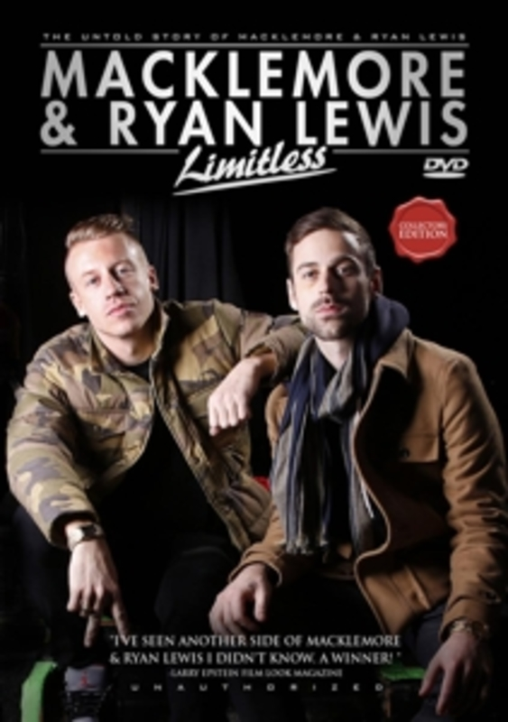 LIMITLESS & RYAN LEWIS MACKLEMORE, DVD