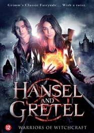 Hansel & Gretel - Warriors of witchcraft, (DVD) .. WARRIORS OF WITCHCRAFT/ FIVEL STEWART,BOOBOO STEWART MOVIE, DVD