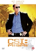 CSI Miami - Seizoen 7, (DVD)