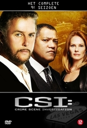 CSI - Seizoen 9, (DVD) ALL REGIONS TV SERIES, DVDNL