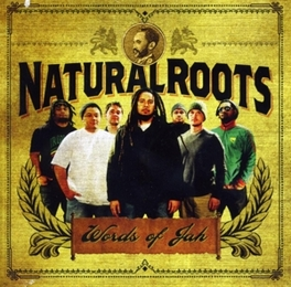 WORDS OF JAH NATURAL ROOTS, CD