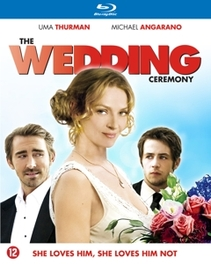 Wedding ceremony, (Blu-Ray) ALL REGIONS // W/ UMA THURMAN & MICHAEL ANGARANO MOVIE, Blu-Ray